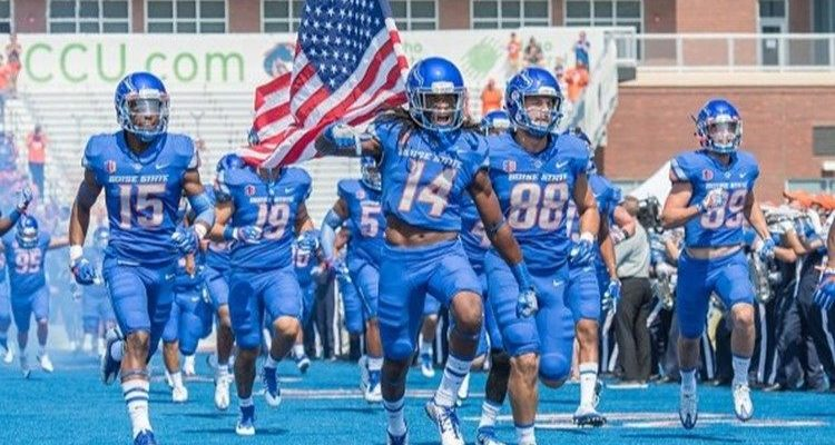 It's Boise State Today