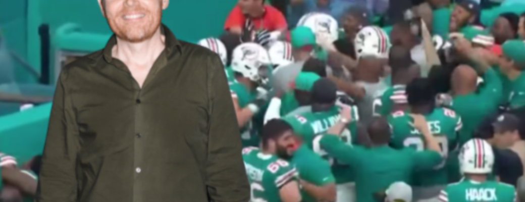 Bill Burr Breaks Down The Dolphins Disaster