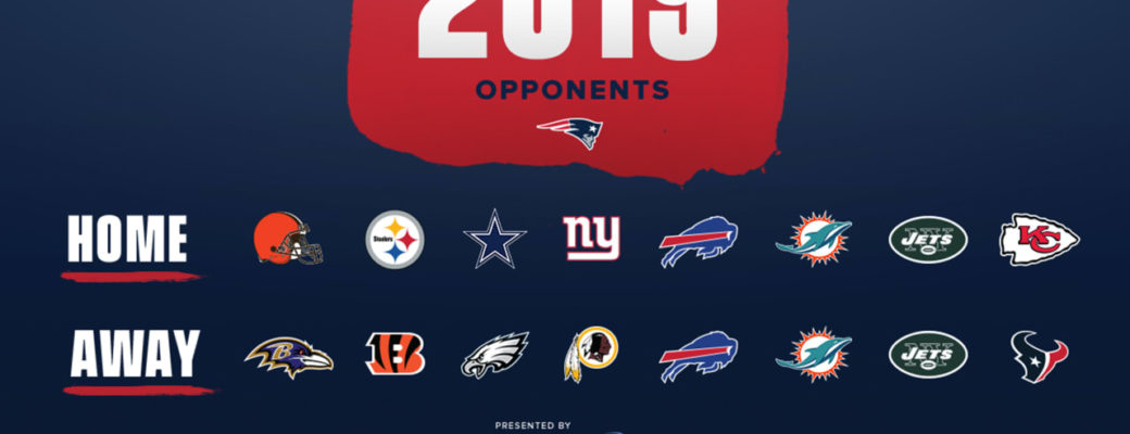 Way Too Early Patriots 2019 Schedule Preview