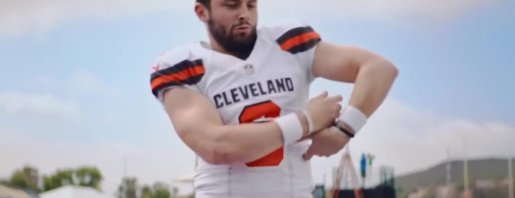 Is Baker Mayfield A Trash Bag?