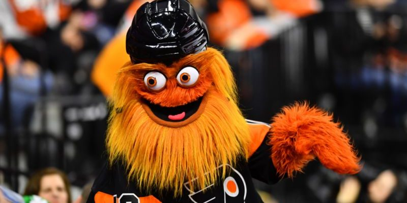 Gritty Punched A KID